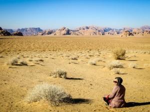 Öknen, Wadi Rum