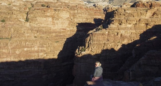 Petra, ett av världens sju nya underverk