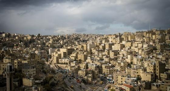 Amman, kalla nätter och god mat