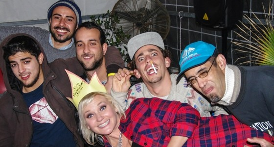 Det var en gång en födelsedag i Tel Aviv…