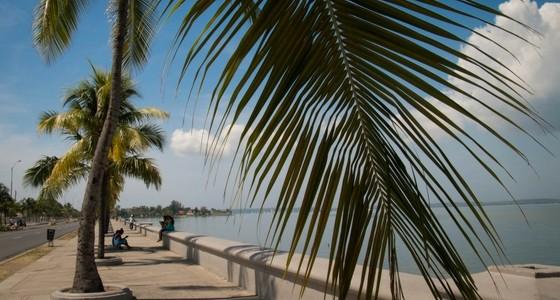 Foton från Cienfuegos i Kuba
