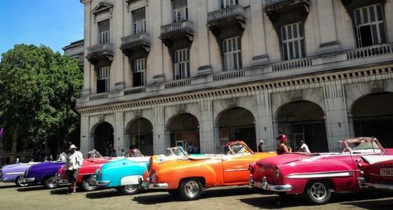 Tillbaka i underbara Havanna