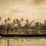 Vattenvägarna i Kerala