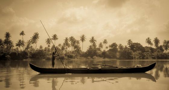 TillbakablicksTorsdag – Kerala, Indien del 2