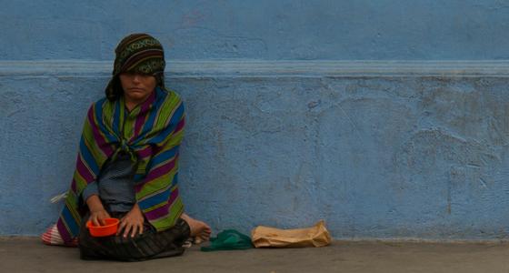 Fotografier från Antigua, Guatemala