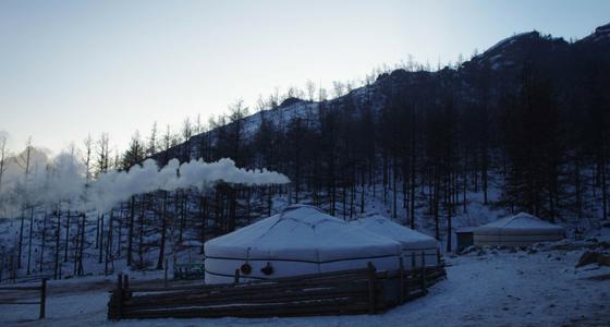 TillbakablicksTorsdag – Utflykt på stäppen i Mongoliet