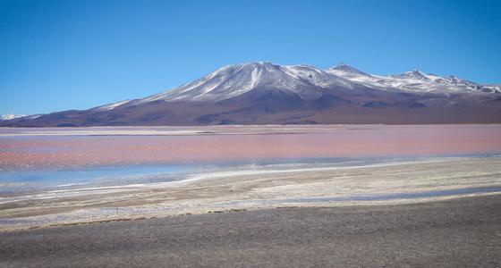 TillbakablicksTorsdag – Bolivia bjuder på salt, snö och dynamit