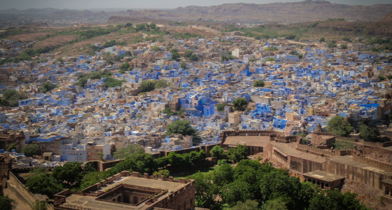 TillbakablicksTorsdag – en tågresa till Jodhpur, Indien del 4