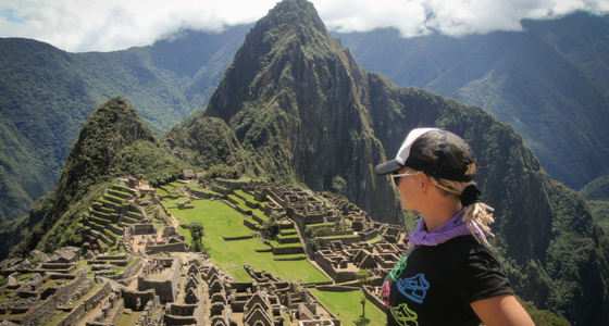 TillbakablicksTorsdag – Inkaleden och Machu Picchu