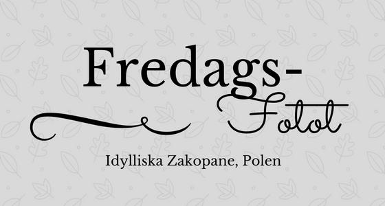 Lantlig idyll vid foten av Tatrabergen i Polen